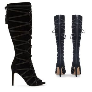 {Vince Camuto} Carsey Gladiator Boots